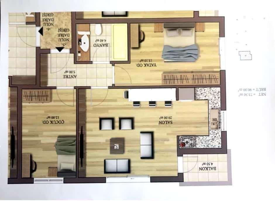 Комфортабельная недвижимость в комплексе - Фото 33