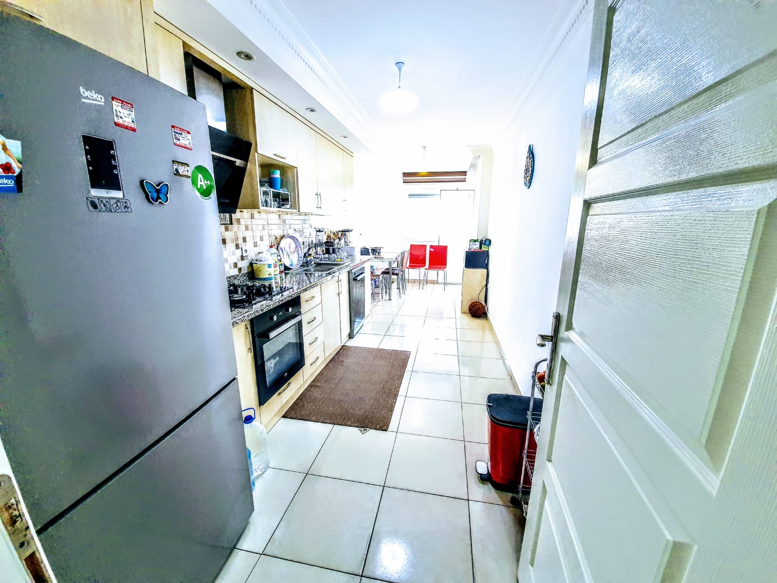 Двухуровневый пентхаус 5+1 с отдельной кухней - Фото 10