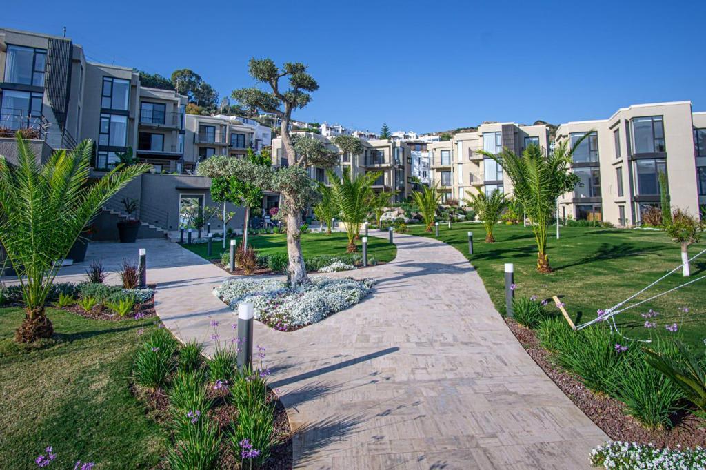Элитные апартаменты в городе Бодрум - Фото 10