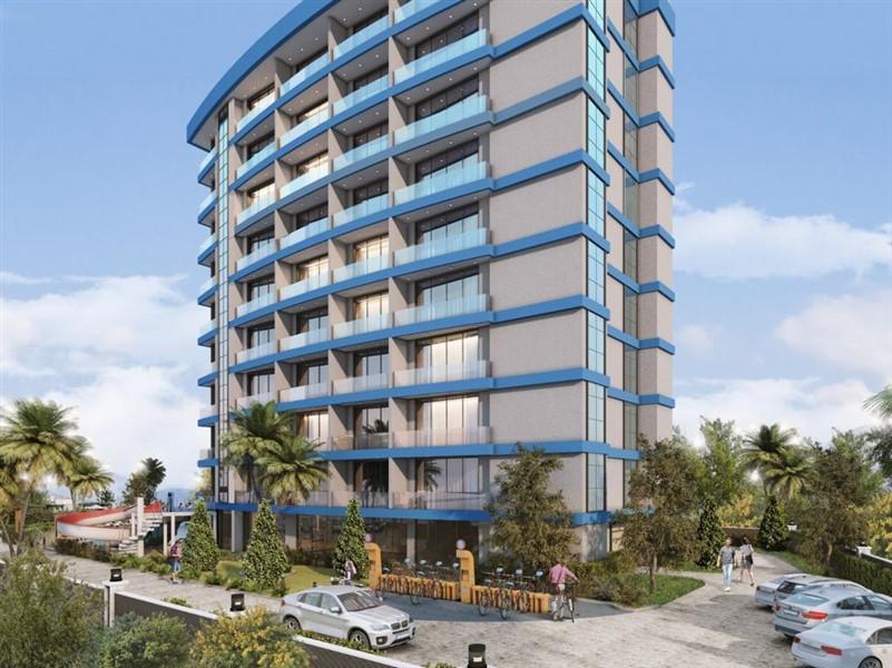 Недвижимость на этапе строительства в Авсалларе