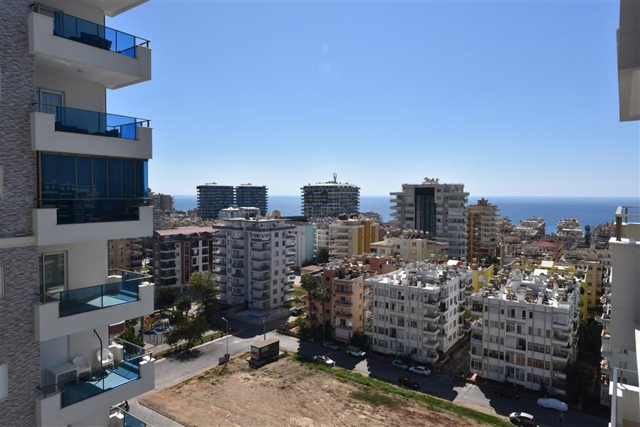 Меблированная квартира 2+1 с видом на Средиземное море. - Фото 29