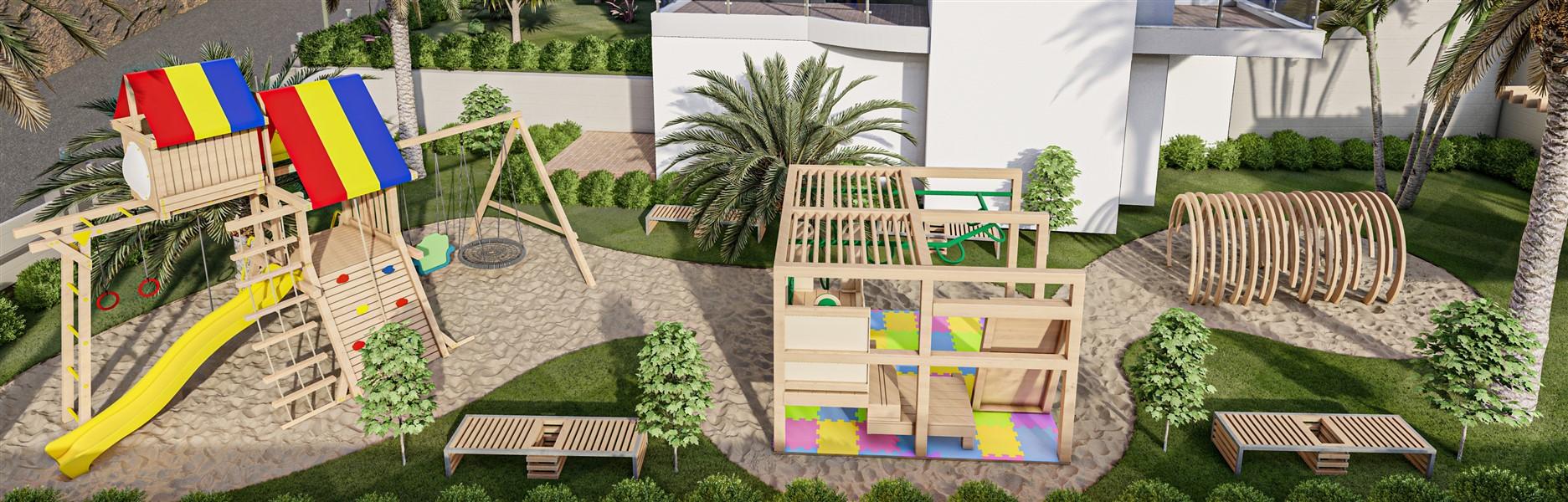 Элитный проект жилого комплекса в районе Махмутлар - Фото 19