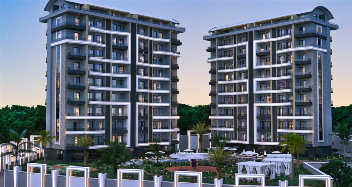 Квартиры с видом на Средиземное море по ценам строительной компании. - Фото 23