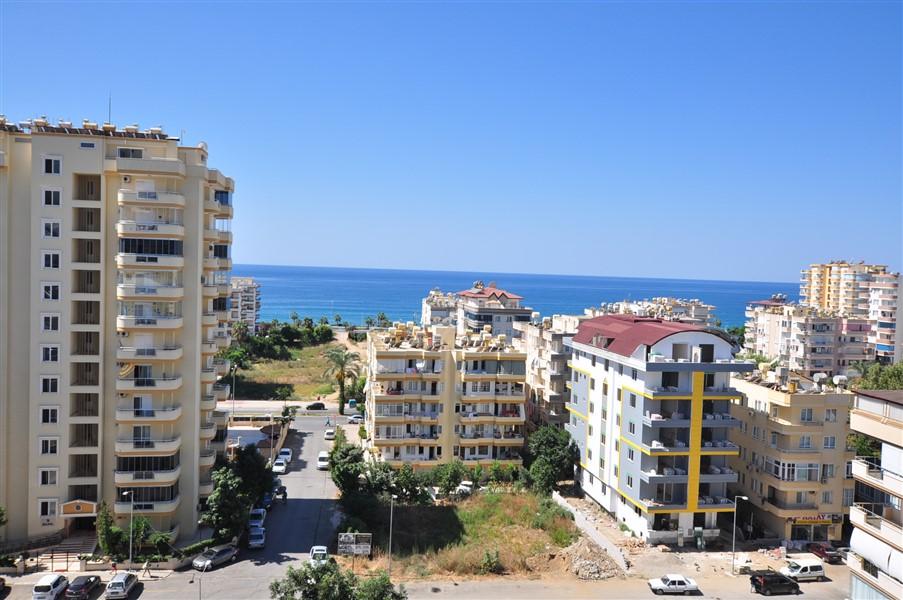 Квартира 1+1 с видом на Средиземное море - Фото 13