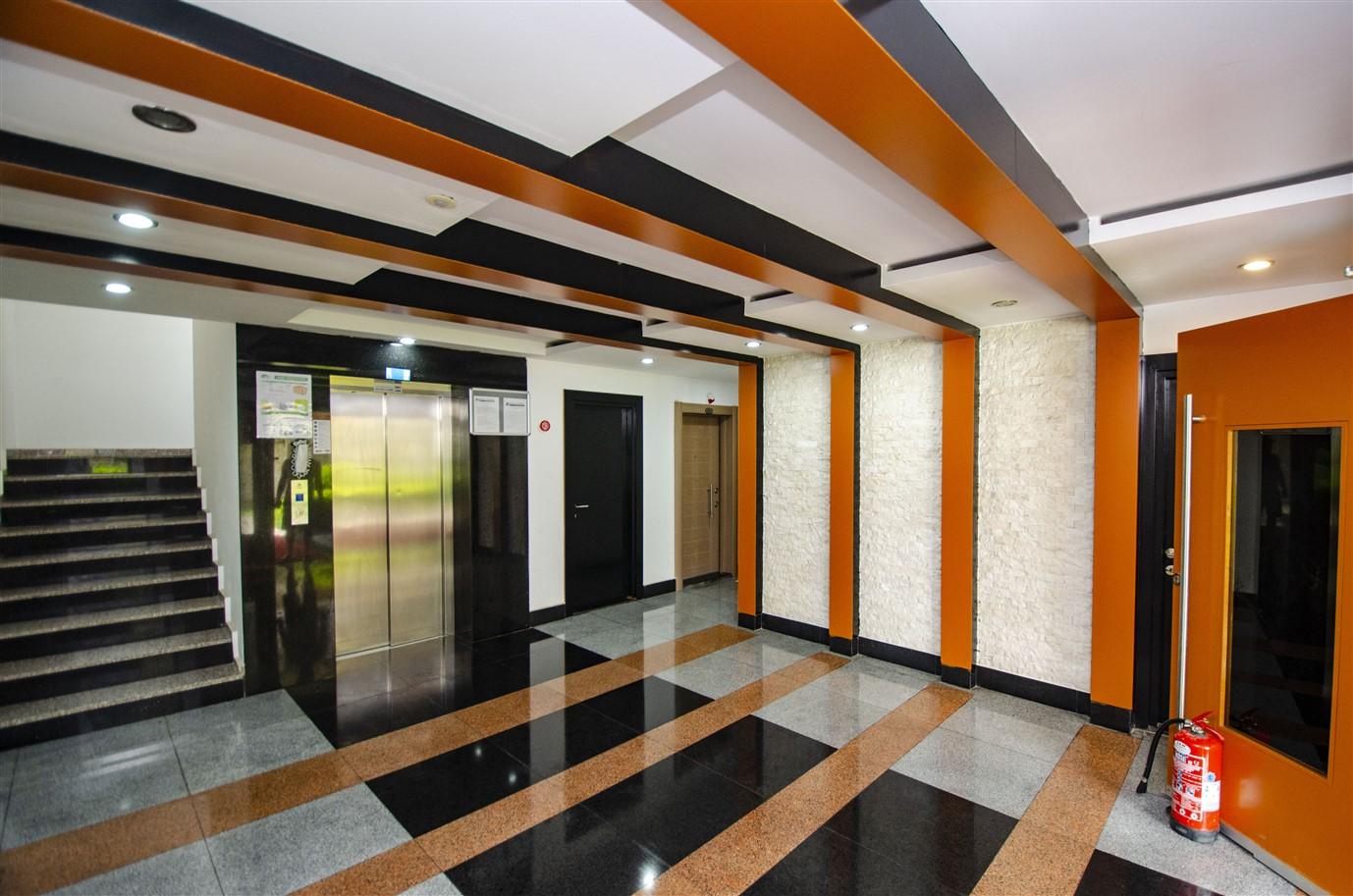 Трёхкомнатная квартира в микрорайоне Лиман - Анталья - Фото 19