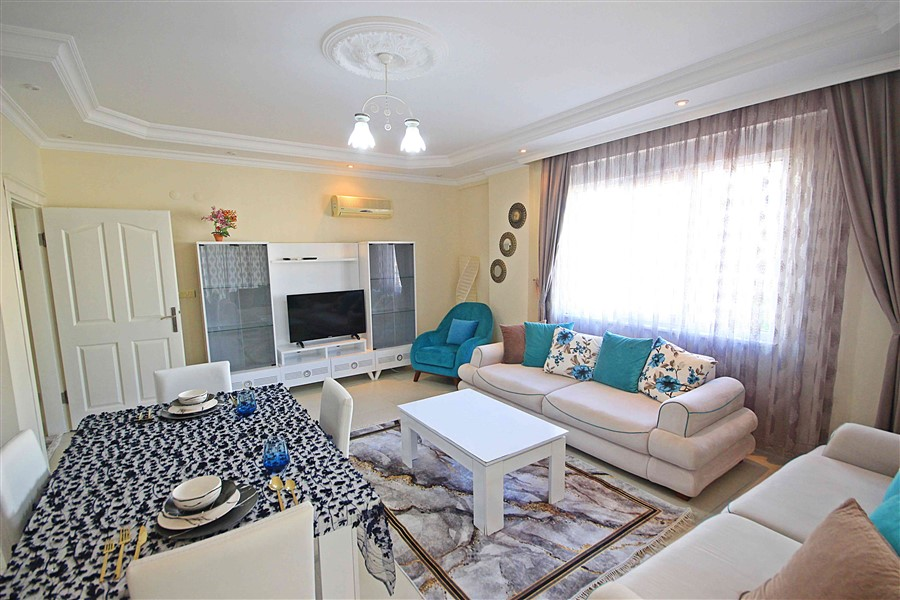 Трёхкомнатная квартира с мебелью в 100 метрах от пляжа. - Фото 6