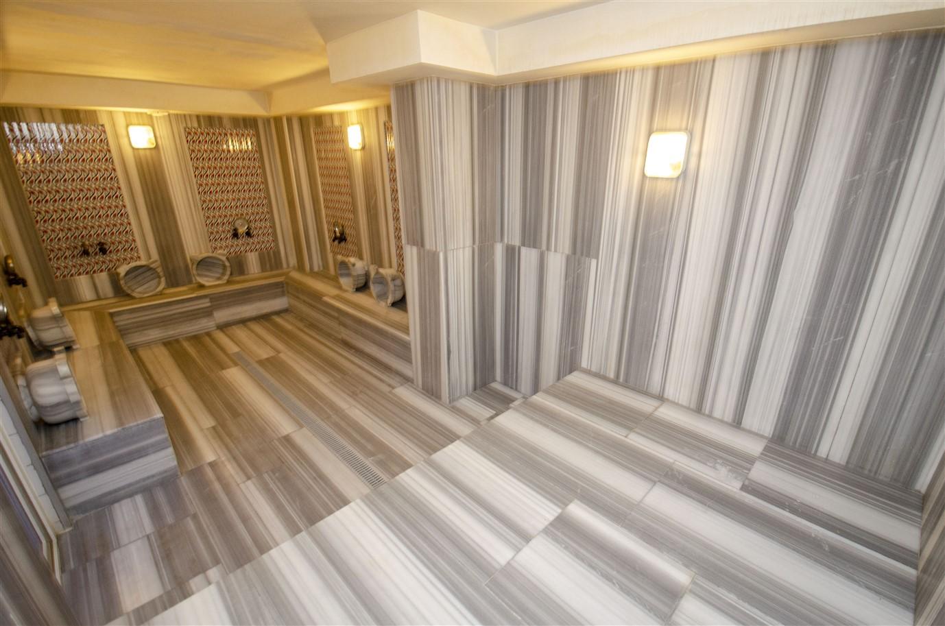 Трёхкомнатная квартира в микрорайоне Лиман - Анталья - Фото 29