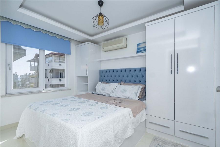 Двухкомнатная квартира в самом центре курортной Аланьи. - Фото 10