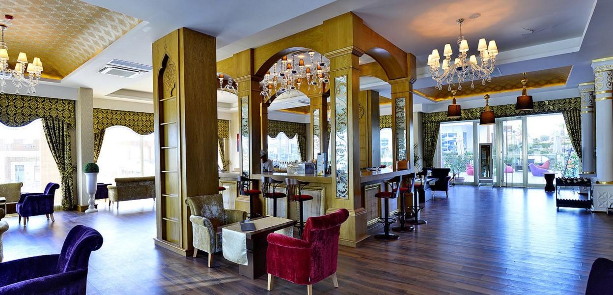 Трёхкомнатная квартира с мебелью в роскошном жилом комплексе. - Фото 7