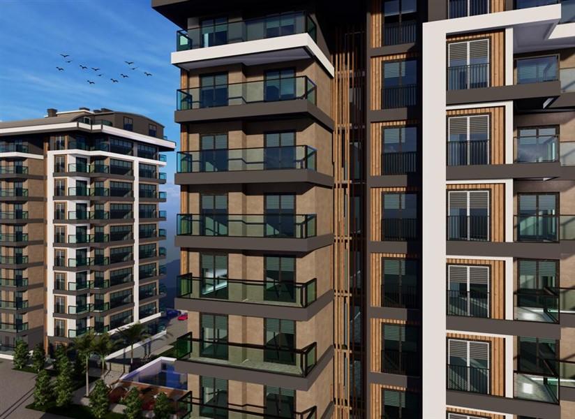 Новый инвестиционный проект элитной недвижимости в посёлке Авсаллар. - Фото 3