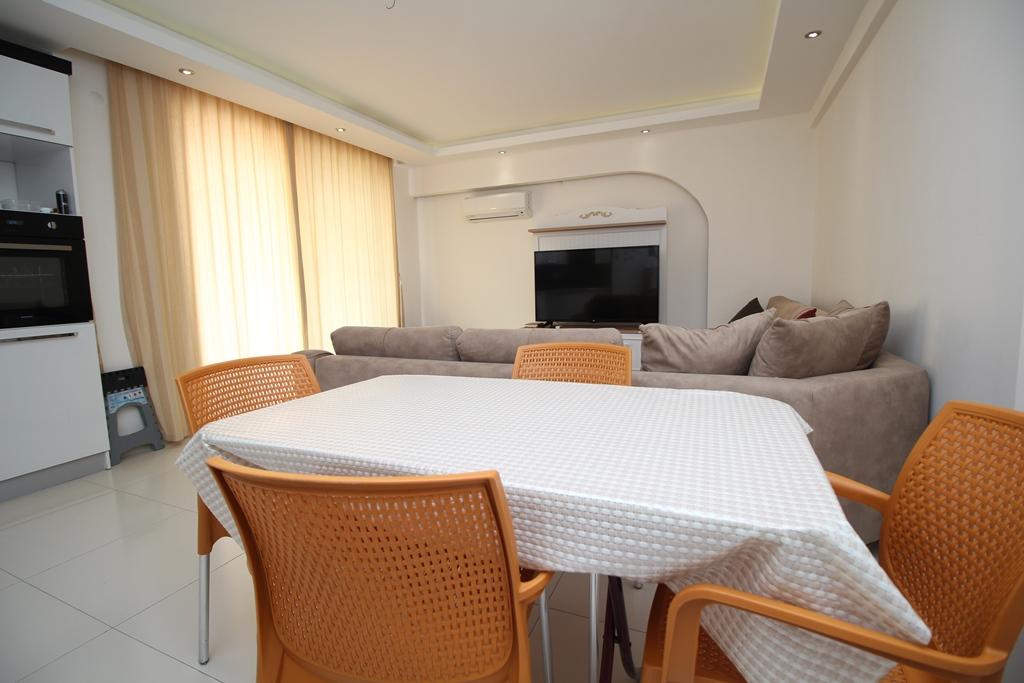 Двухкомнатная квартира в районе Махмутлар - Фото 14