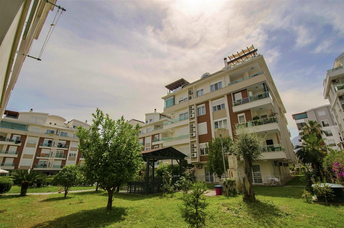 Трёхкомнатная квартира в микрорайоне Лиман - Анталья - Фото 6