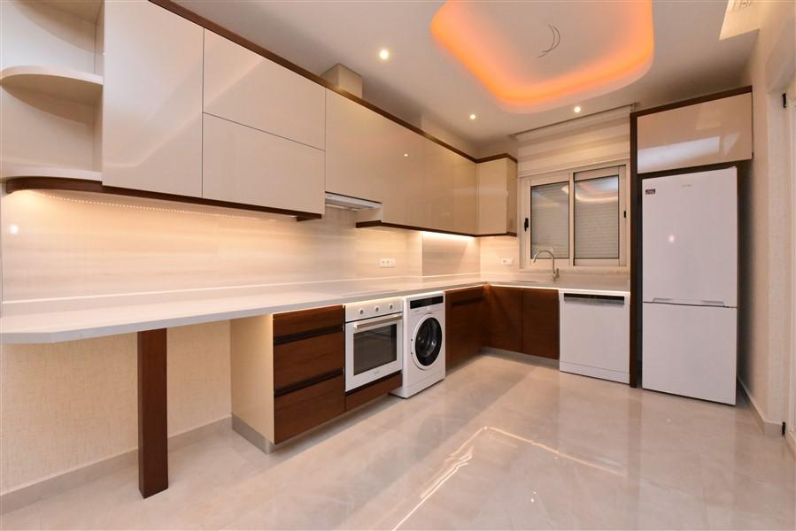 Меблированная квартира 2+1 с видом на Средиземное море. - Фото 23