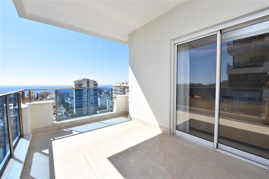 Меблированная квартира 2+1 с видом на Средиземное море. - Фото 37