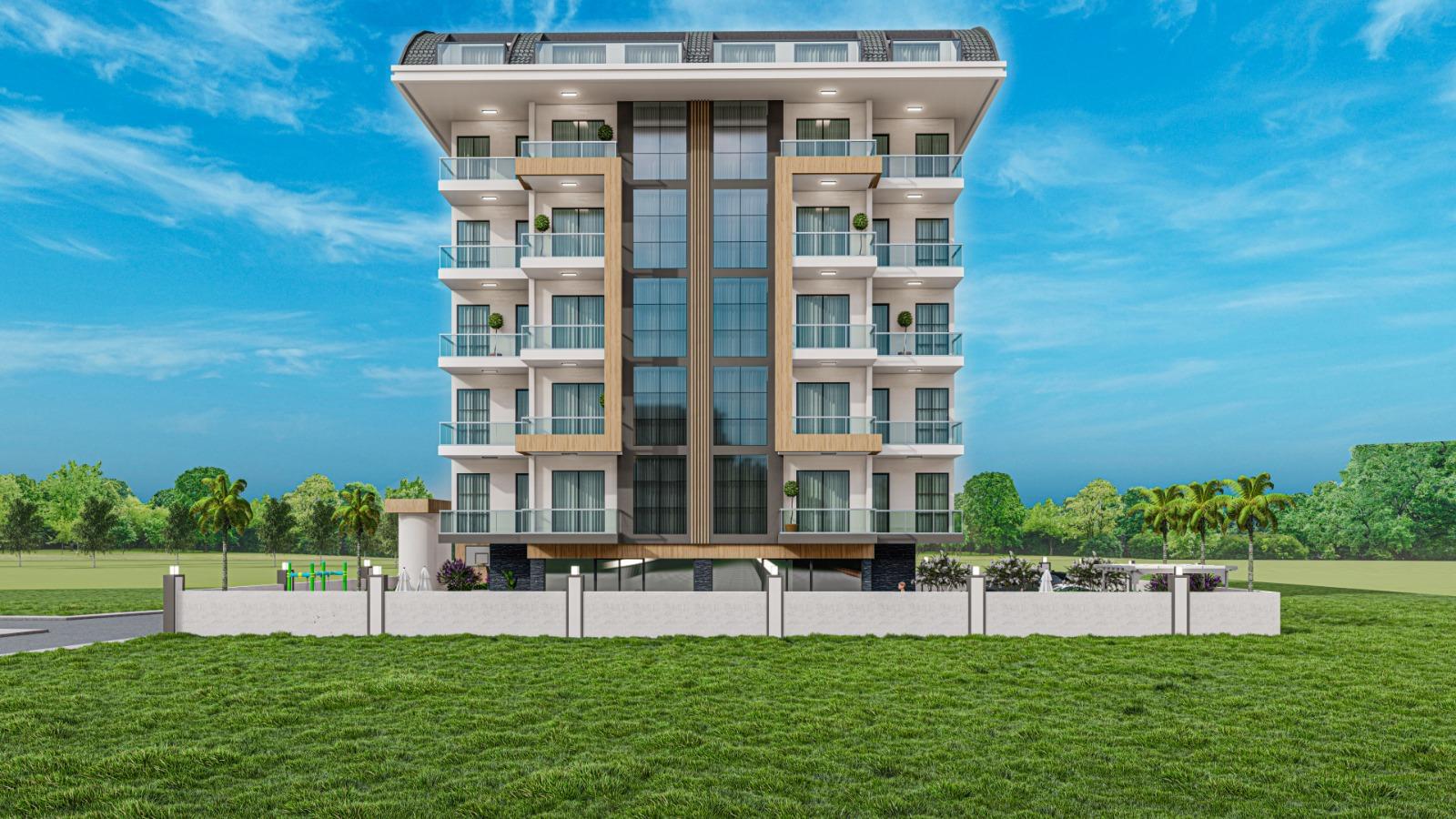 Новые квартиры по приемлемым ценам в строящемся комплексе