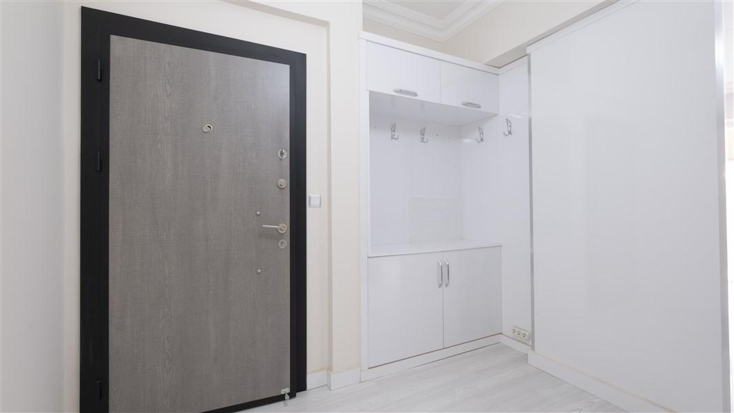 Трёхкомнатная меблированная квартира в районе Оба - Фото 5