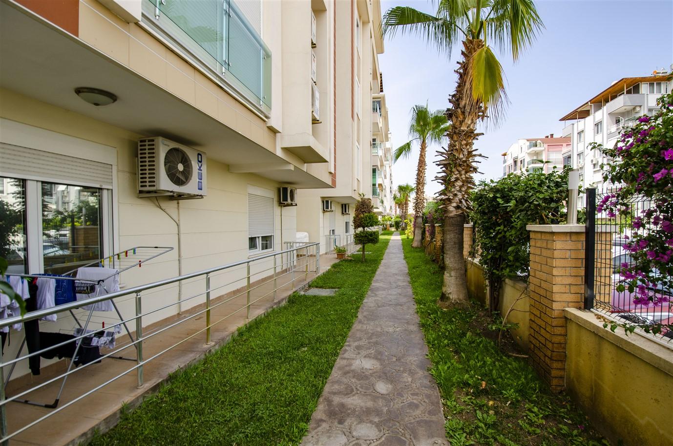 Трёхкомнатная квартира в микрорайоне Лиман - Анталья - Фото 14