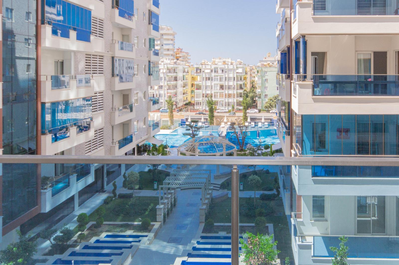 Двухкомнатная квартира в районе Махмутлар - Фото 25