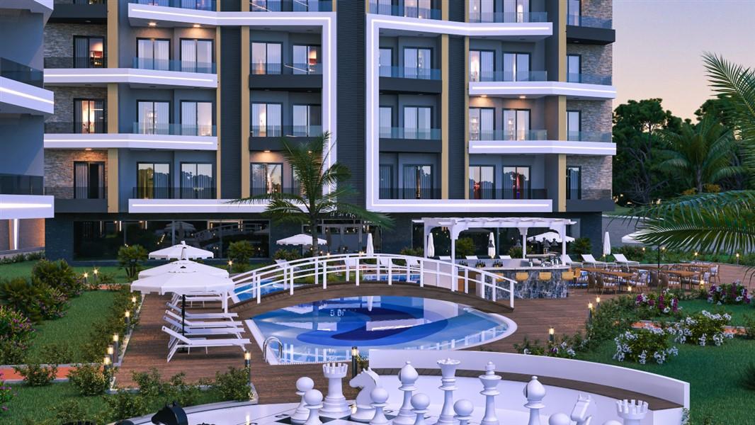 Квартиры с видом на Средиземное море по ценам строительной компании. - Фото 4