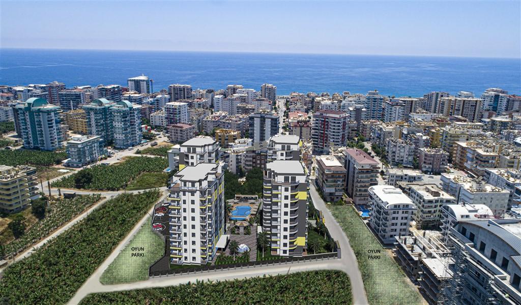 Элитный проект жилого комплекса в районе Махмутлар - Фото 11