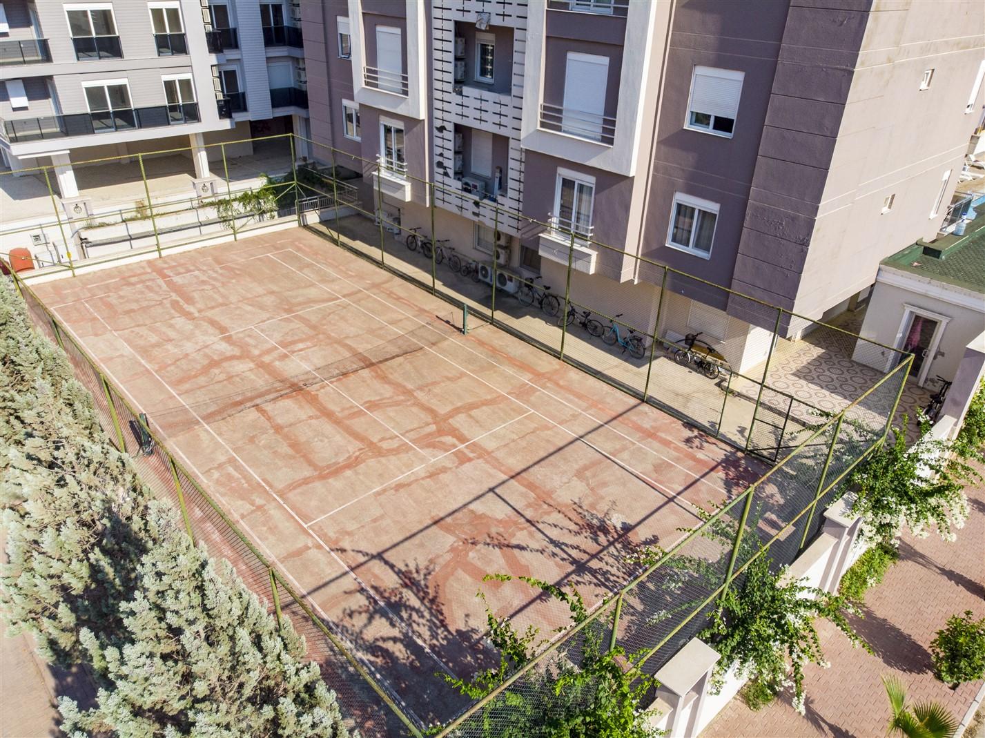 Двухкомнатная квартира в районе Коньяалты - Фото 13