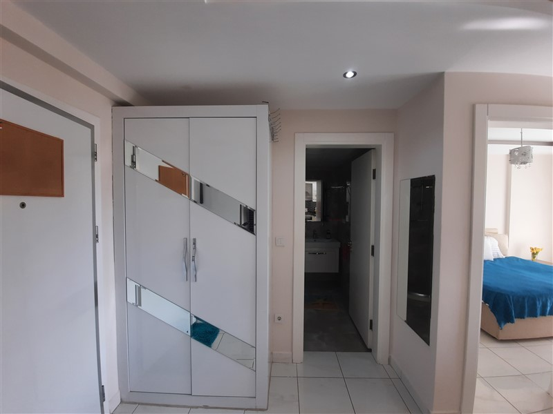 Меблированная квартира 1+1 в районе Махмутлар. - Фото 11