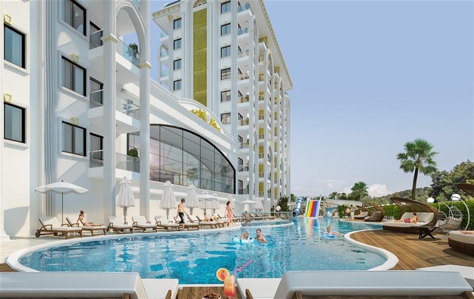 Двухкомнатная квартира у моря по доступной цене - Фото 1