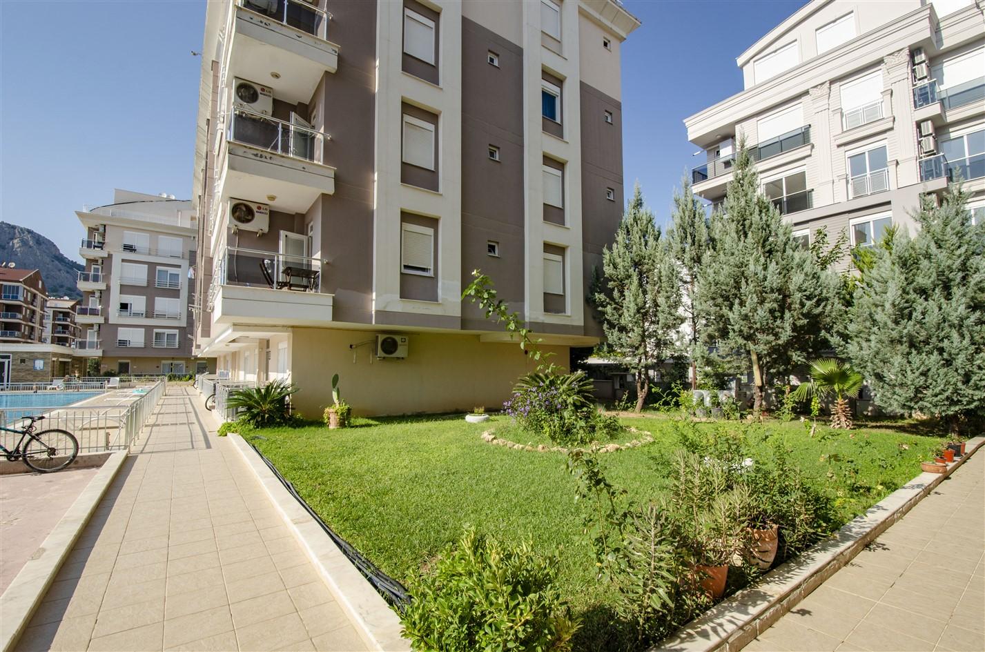 Двухкомнатная квартира в районе Коньяалты - Фото 6