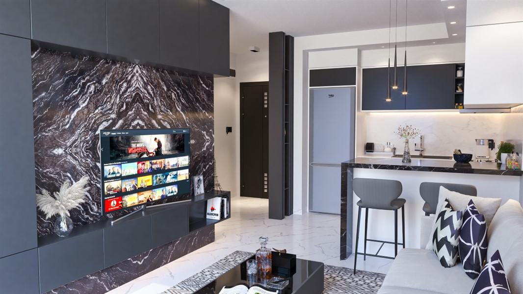 Квартиры с видом на Средиземное море по ценам строительной компании. - Фото 25