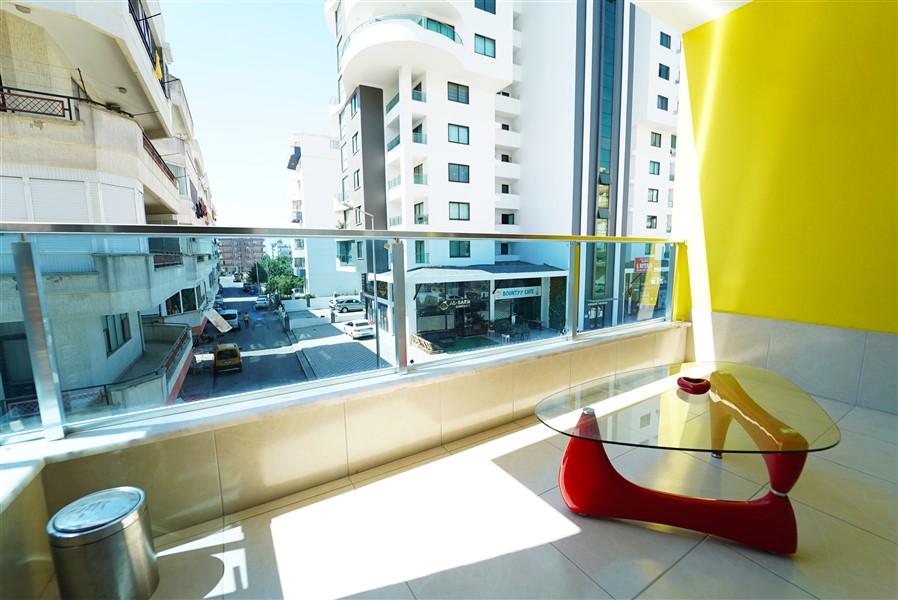 Двухкомнатная квартира с мебелью в центре района Махмутлар. - Фото 20