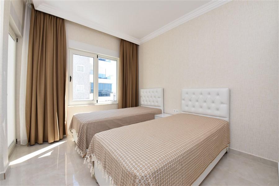 Меблированная квартира 2+1 с видом на Средиземное море. - Фото 24