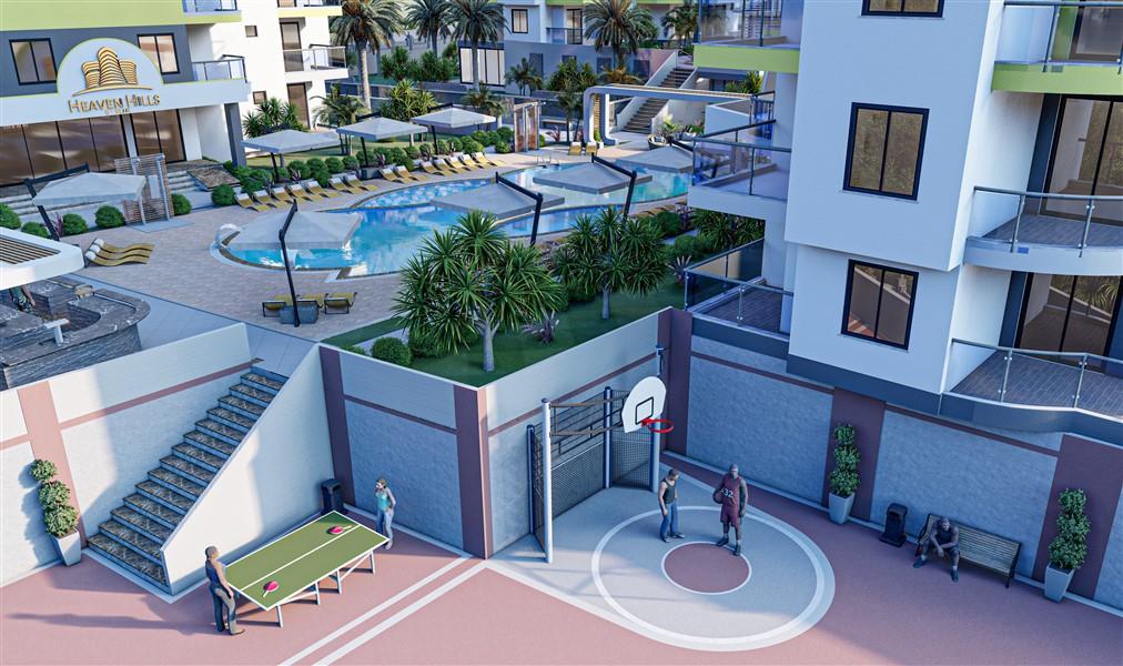 Элитный проект жилого комплекса в районе Махмутлар - Фото 2