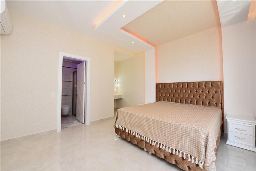 Меблированная квартира 2+1 с видом на Средиземное море. - Фото 31