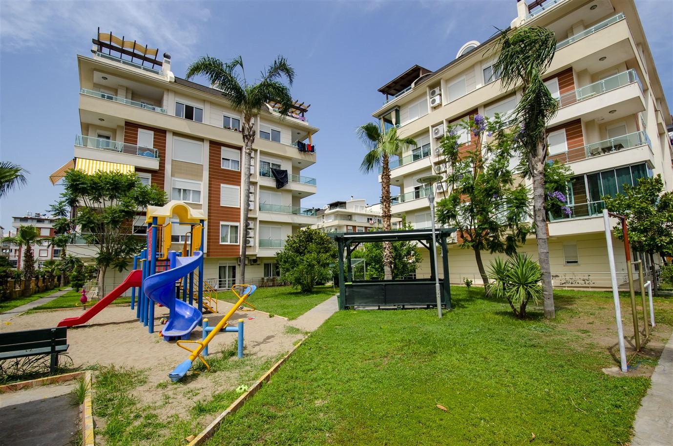Трёхкомнатная квартира в микрорайоне Лиман - Анталья - Фото 9