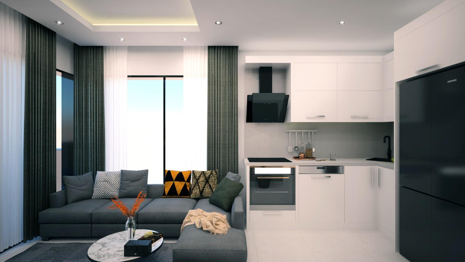 Новые квартиры по приемлемым ценам в строящемся комплексе - Фото 17