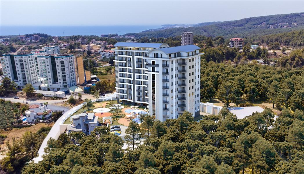 Квартиры с видом на Средиземное море по ценам строительной компании. - Фото 2