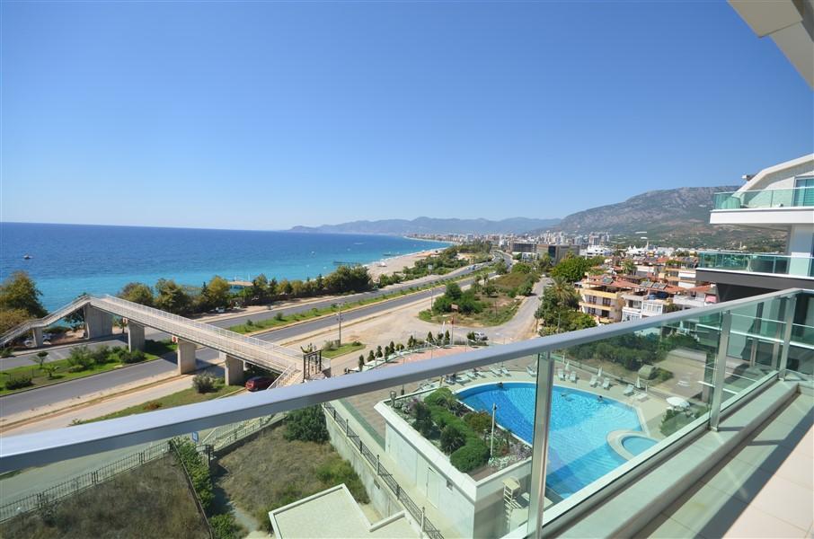 Роскошный двухуровневый пентхаус 3+1 с видом на Средиземное море. - Фото 26