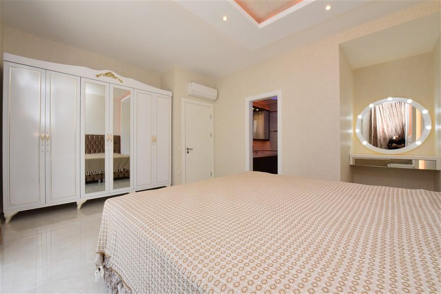 Меблированная квартира 2+1 с видом на Средиземное море. - Фото 32