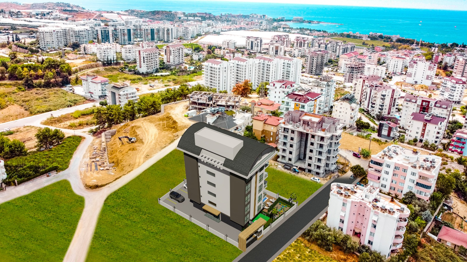 Новые квартиры по приемлемым ценам в строящемся комплексе - Фото 11