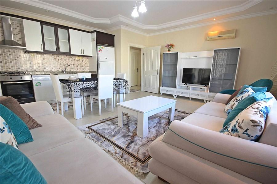 Трёхкомнатная квартира с мебелью в 100 метрах от пляжа. - Фото 9