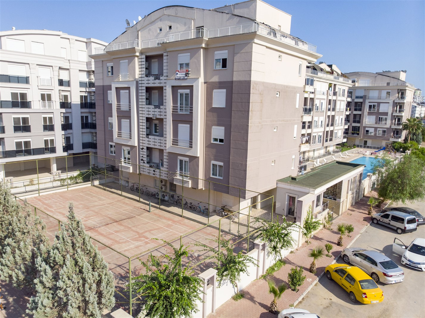 Двухкомнатная квартира в районе Коньяалты - Фото 2
