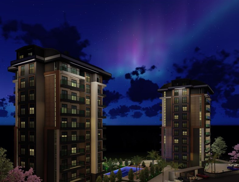 Новый инвестиционный проект элитной недвижимости в посёлке Авсаллар. - Фото 1