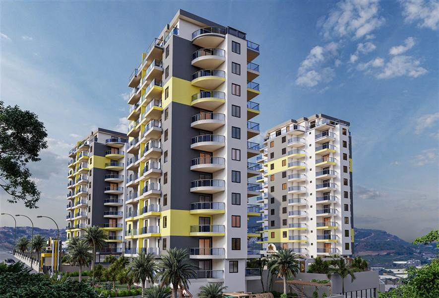 Элитный проект жилого комплекса в районе Махмутлар - Фото 4