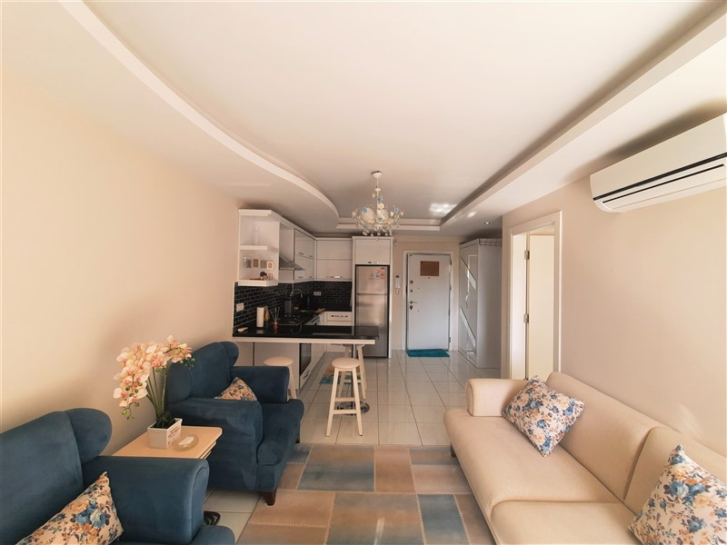 Меблированная квартира 1+1 в районе Махмутлар. - Фото 17