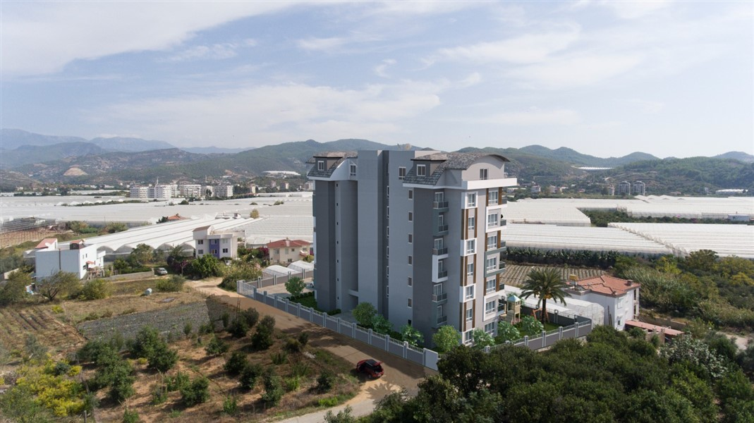 Инвестиционный проект в районе Демирташ