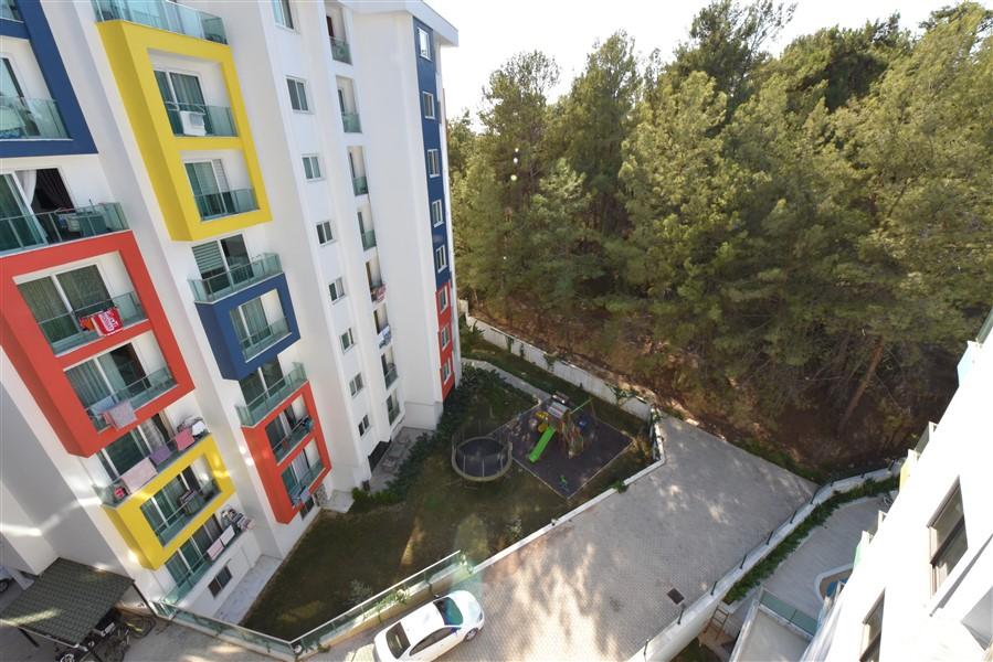 Двухкомнатная квартира с мебелью в курортном посёлке Авсаллар - Фото 15