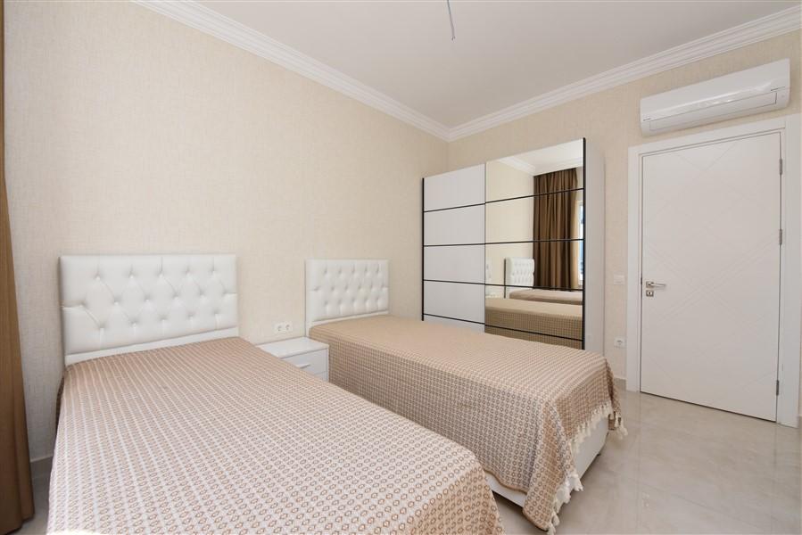 Меблированная квартира 2+1 с видом на Средиземное море. - Фото 25