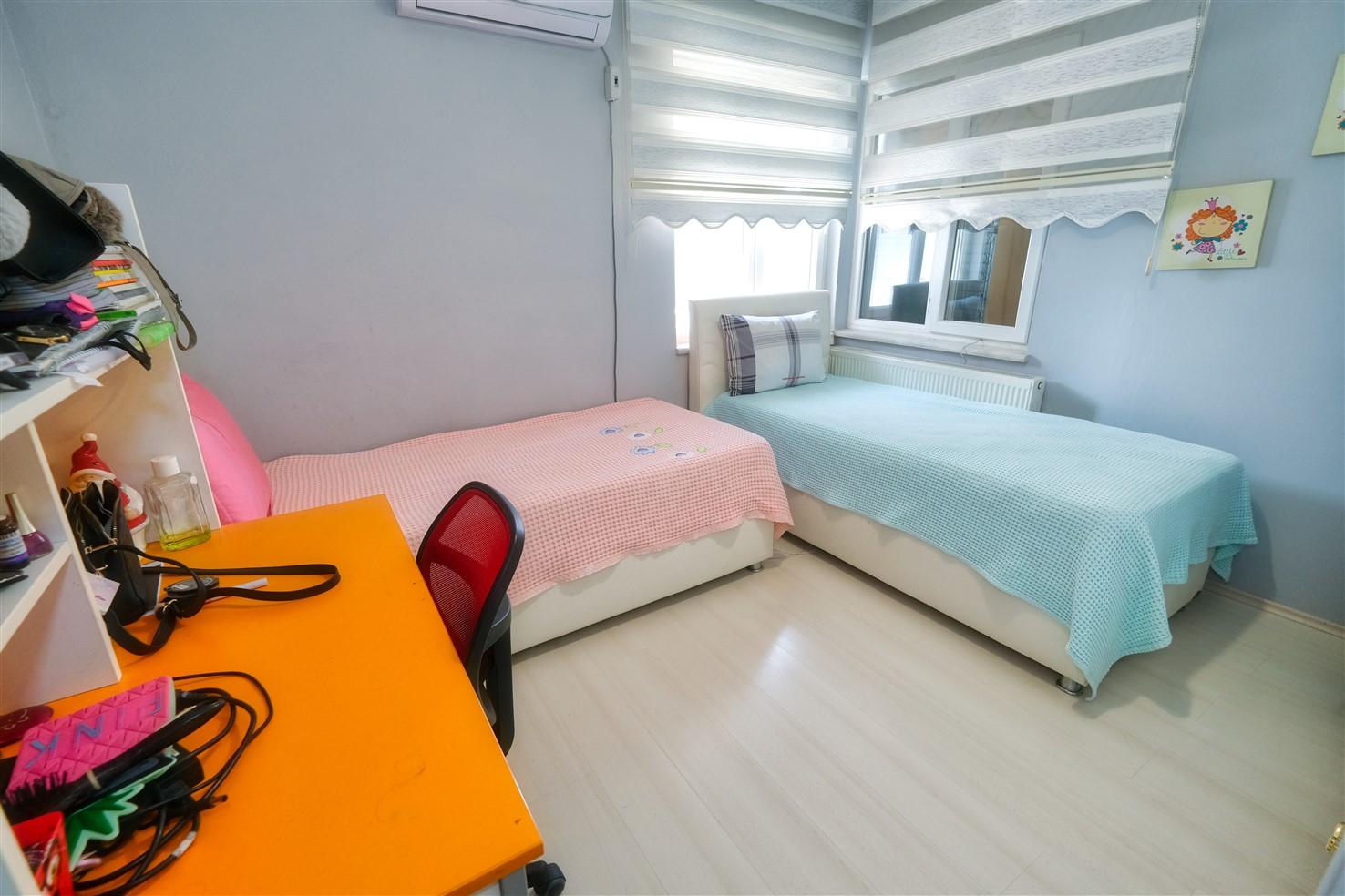 Квартира 3+1 в микрорайоне Лиман, Коньяалты - Фото 25