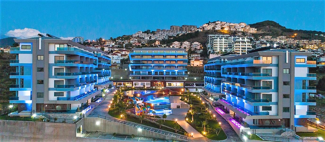Двухкомнатная квартира в комплексе с шикарной инфраструктурой