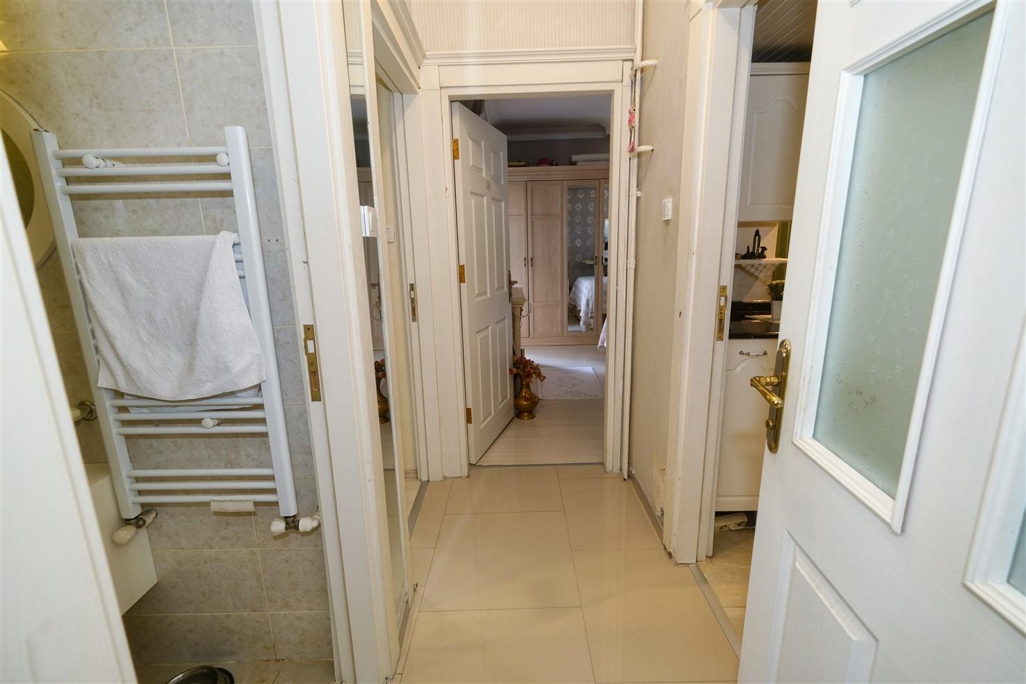 Квартира 3+1 в микрорайоне Лиман, Коньяалты - Фото 24